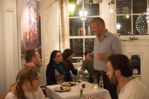 Gastronoom-Sommelier Sico de Moel